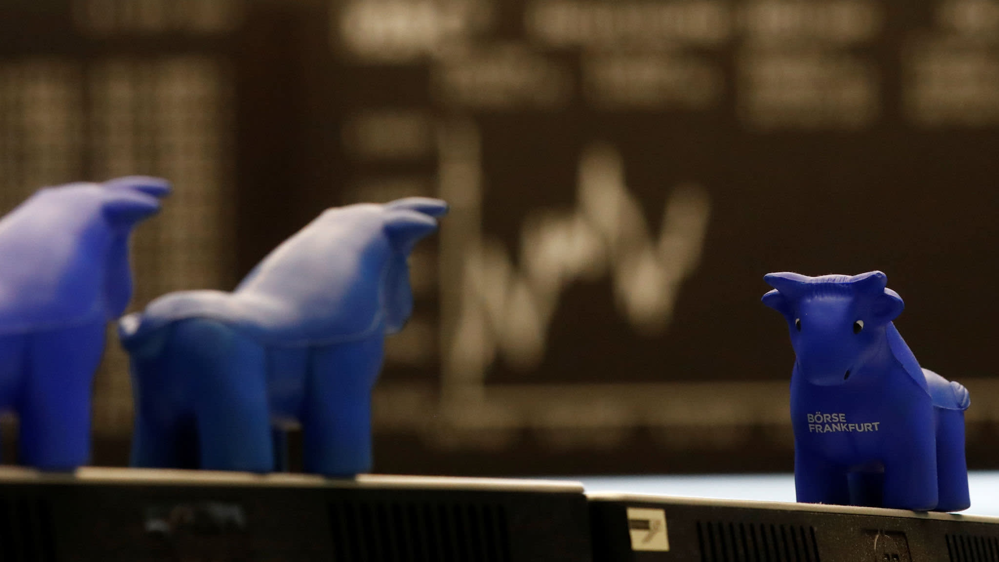 Germans reluctantly switch to stock market in search of returns | Financial Times