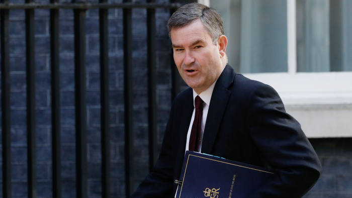 Secretary Of Education Calls For End To >> David Gauke Calls For End To Prison Sentences Under 6 Months