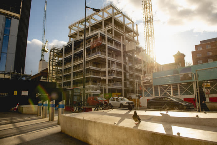 In Soho new-builds rub shoulders with conversions, social housing and townhouses