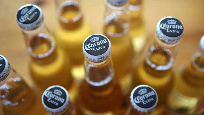 corona limited edition bottles 2018