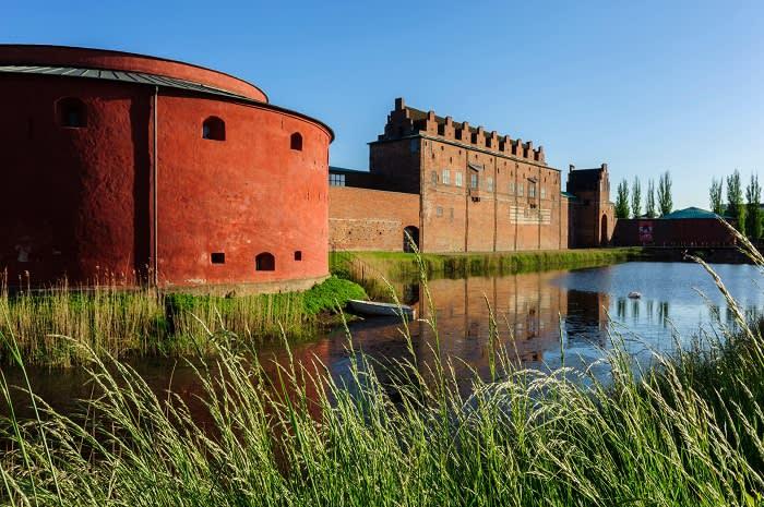 Malmö Castle in Sweden