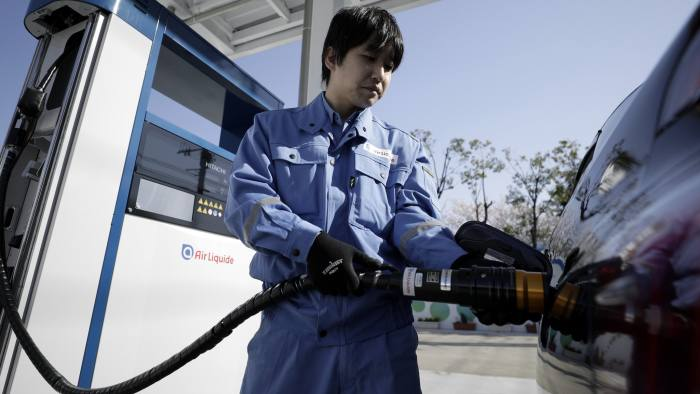 Japan's hydrogen dream: game-changer or a lot of hot air? | Financial Times