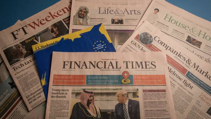 Image result for Financial Times,