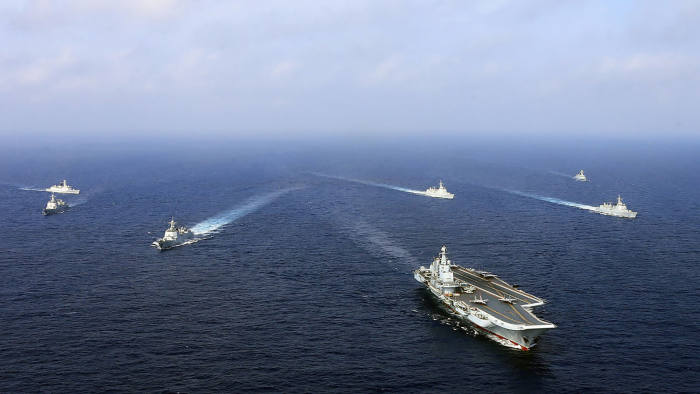 Chinese and US navies must bring down tensions | Financial Times