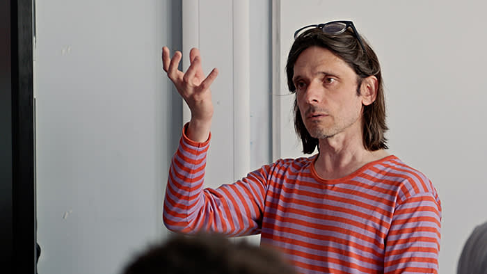 Jeremy Deller in 'Everybody in the Place'