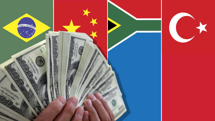 FDI flows into emerging markets fall to lowest levels since 1990s | Financial Times