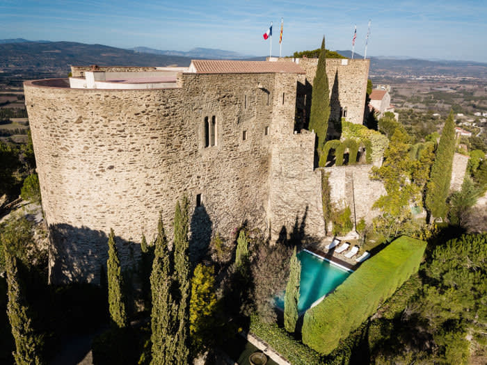 Sphere Estates, Chateau Corbere Corbere, Languedoc-Roussillon, France 11th century fortified castle - 8 bed, 8.5 bath at EUR 3,200,000