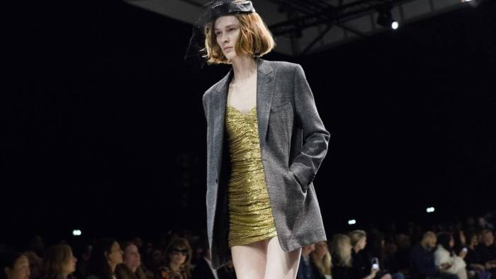 a81e0bfa4ffba The season's most talked-about show: Celine by Hedi Slimane ...