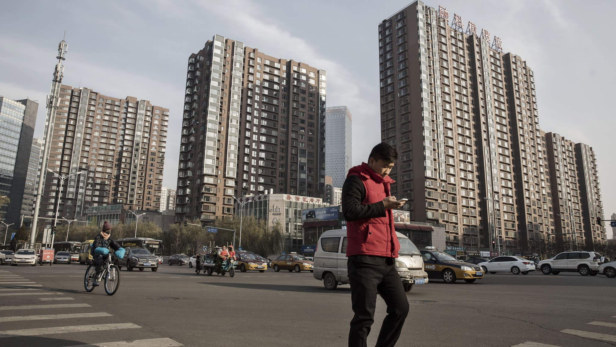 Chinese developers slide in Hong Kong after Beijing warning | Financial Times