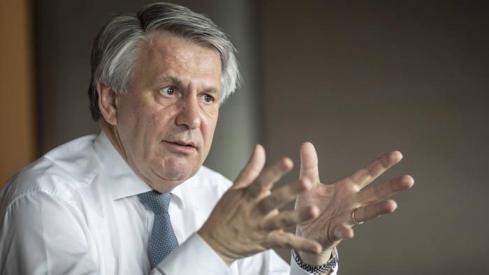 12/7/2019 Ben van Beurden. CEO of Shell.