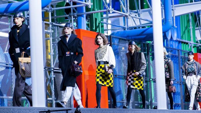 958edb2c85 Don t like what you see  Louis Vuitton s AW19 collection courted ...