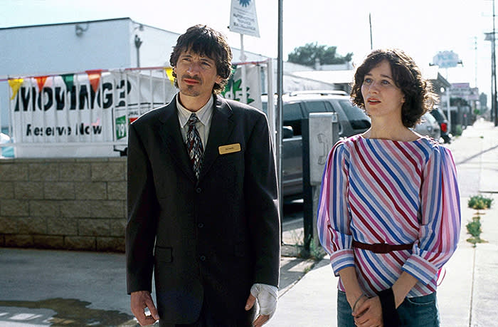 July with John Hawkes in 'Me and You and Everyone We Know' (2005)