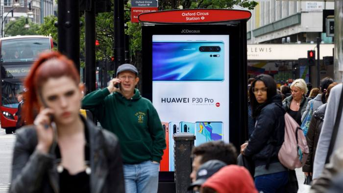 A final decision on Huawei's future role in the UK will be taken at the National Security Council on Tuesday