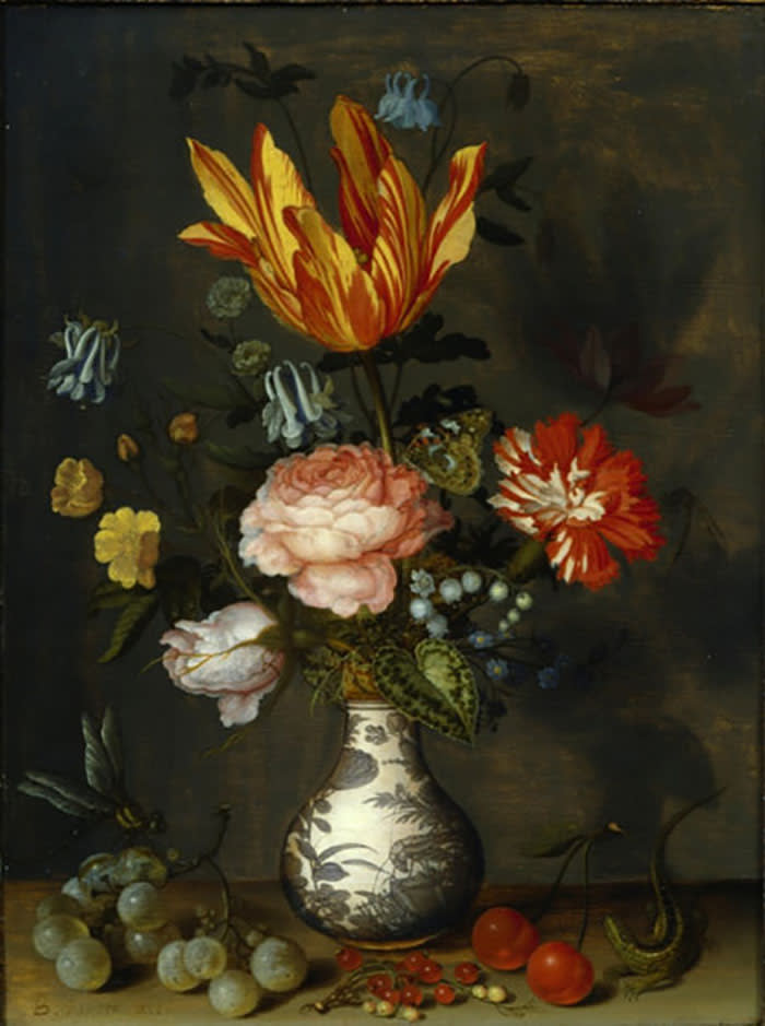 ALR feature Still-life by Balthasar van der Ast that went missing from the Suermondt Ludwig Museum in Aachen in 1945.