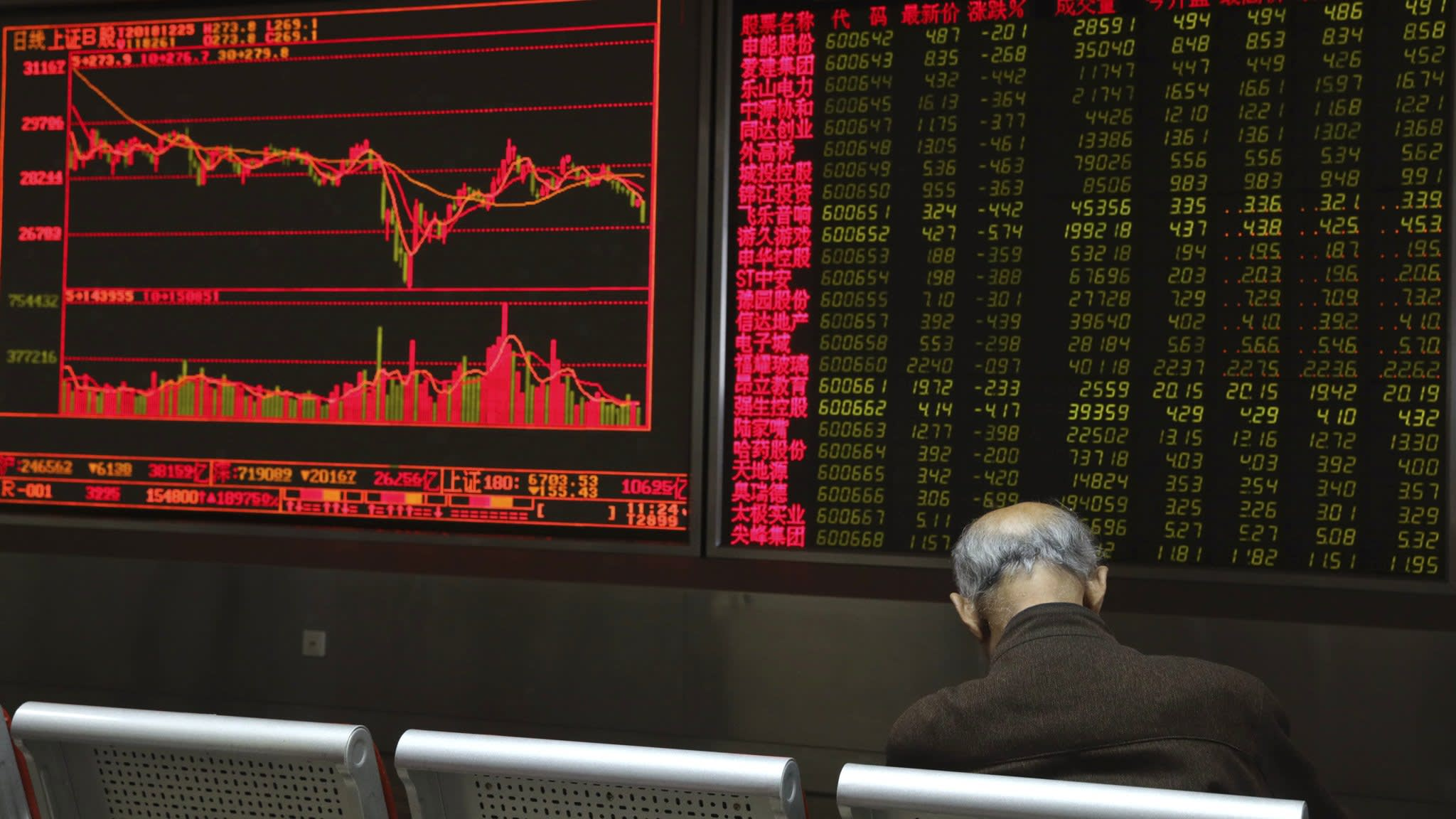 China stocks slide on IPO announcements and real estate warning | Financial Times