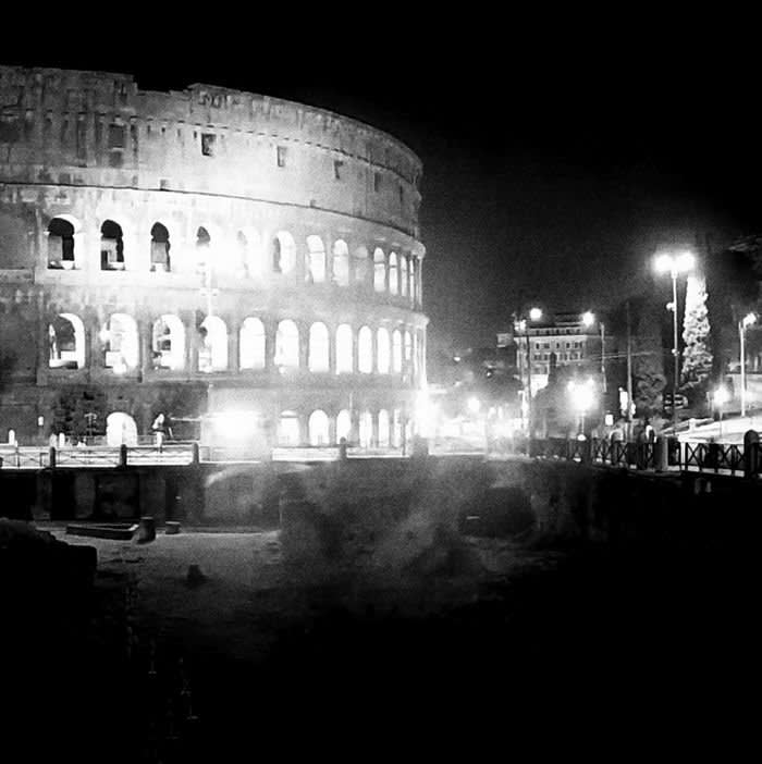 l Colosseo - Roma webcams of Italy project. by Graziano Panfili