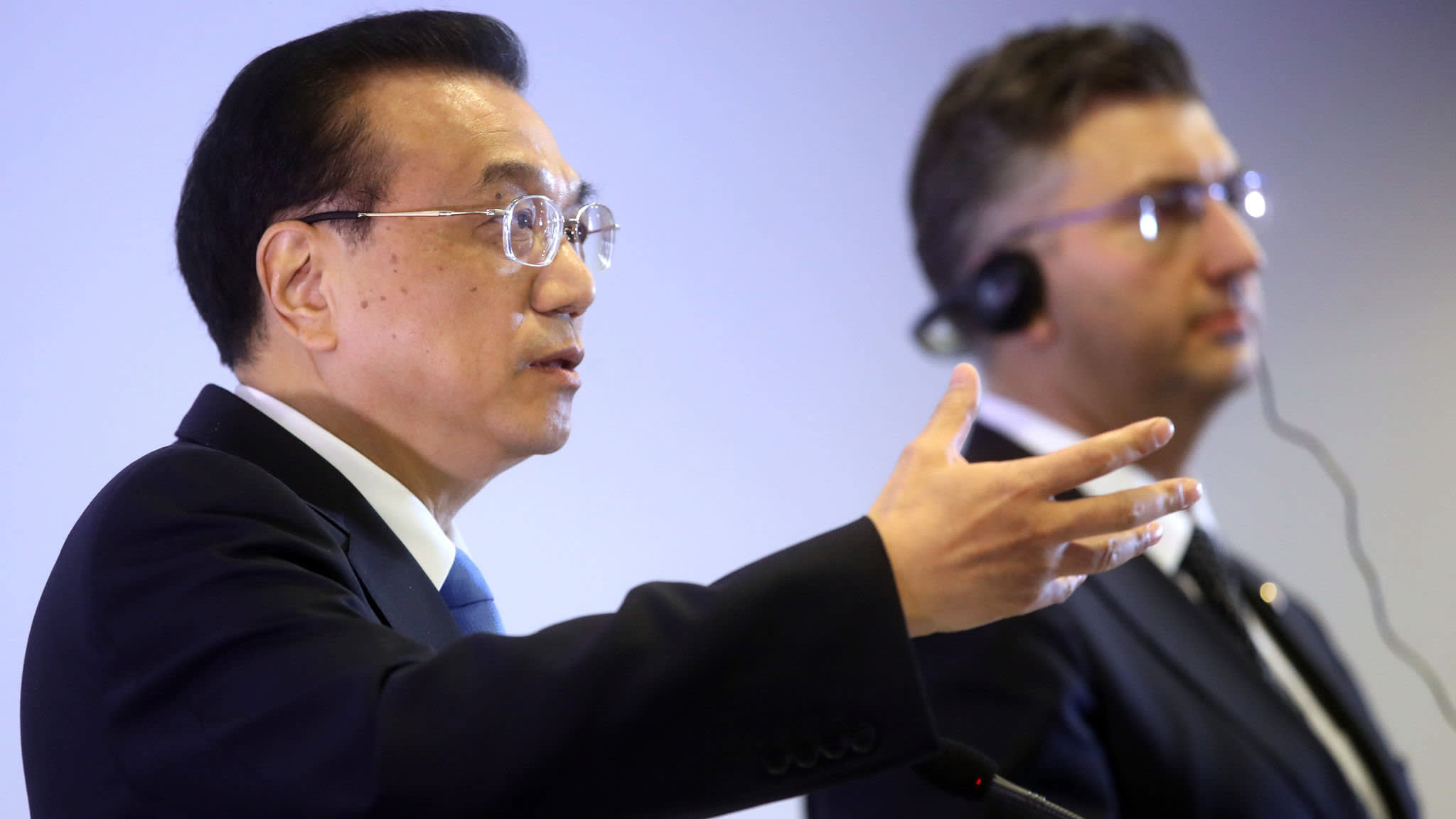 Chinese premier says Beijing is committed to free trade with Europe | Financial Times