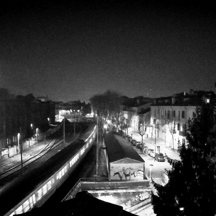 Veduta della casa universitaria - Lodi webcams of Italy project. by