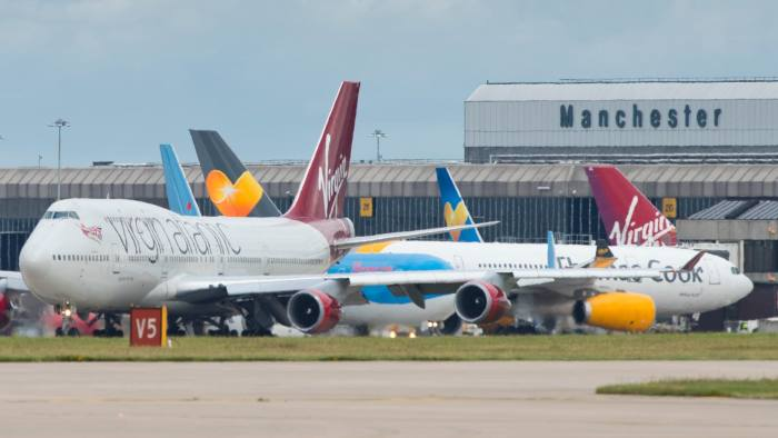 Manchester airport carries 28m passengers annually, more than all those in the east combined