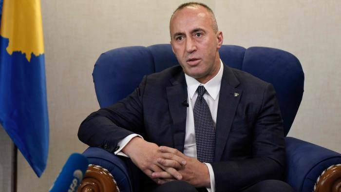 Kosovo prime minister resigns following summons by Hague tribunal | Financial Times