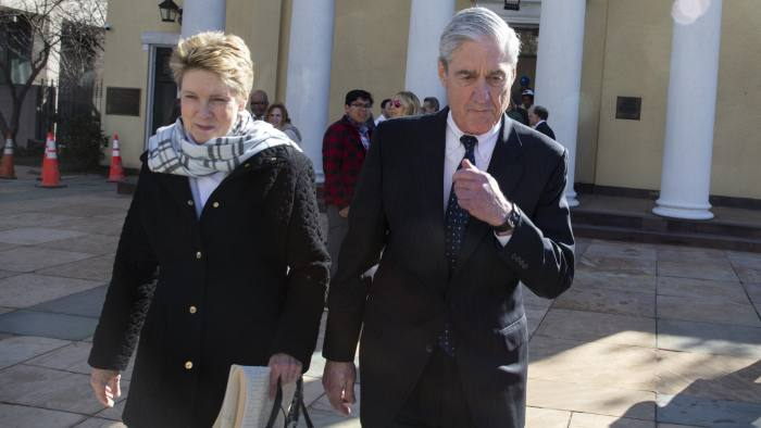 3496cb50848 Robert Mueller's report opens with details of Russia's 'sweeping and  systematic' attempts to throw the 2016 US election © Getty