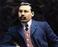 Enrique Allende, Atlético's first president
