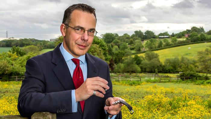 Frankenspotter: auctioneer Adrian Hailwood has a keen eye for a fake watch