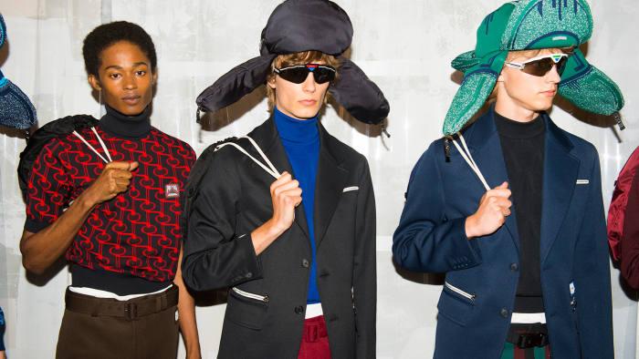 Style, fashion, SS19 Prada