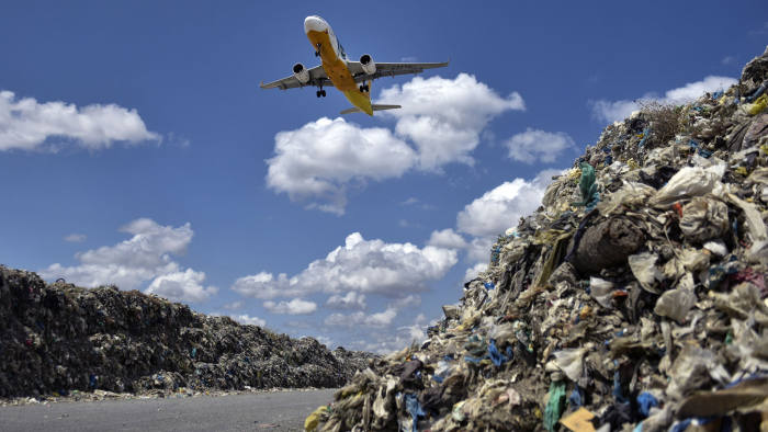 Philippines rejects contaminated South Korean waste   Financial Times