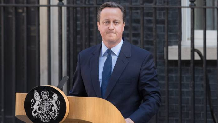 On Eve Of British Pm Camerons Visit >> Britain Is Once Again The Sick Man Of Europe Financial Times