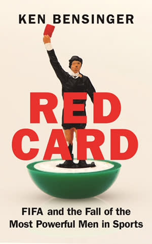 Red Card book cover