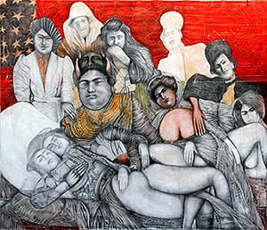 Ghasem Hajizadeh's 'Untitled' (2000)