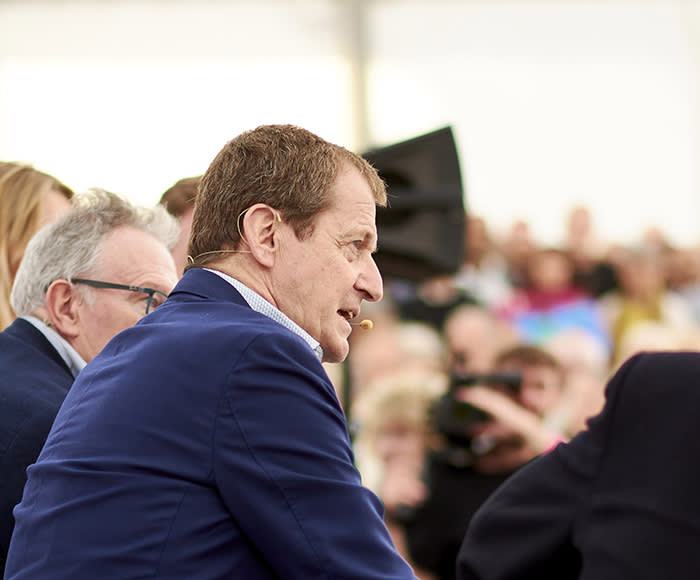 Alastair Campbell, former Downing St press secretary: You go on about Dominic Cummings — but I just don't think he's that good