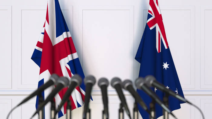 Australia To Fast Track Uk Trade Pact In Event Of No Deal Brexit
