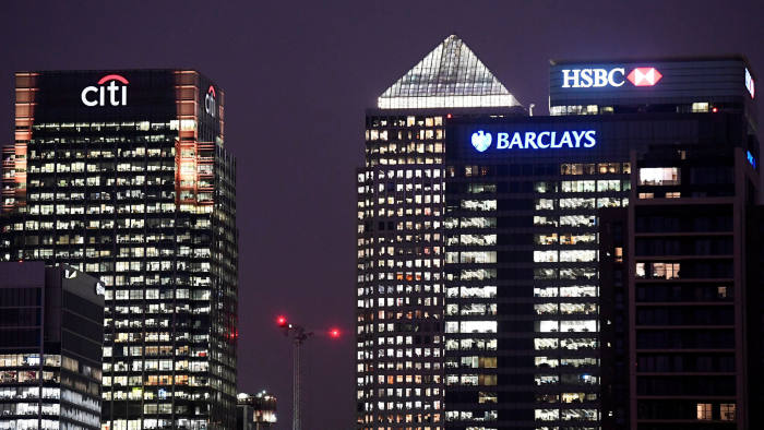 Bank whistleblowers say complaints not being 'heard' | Financial Times