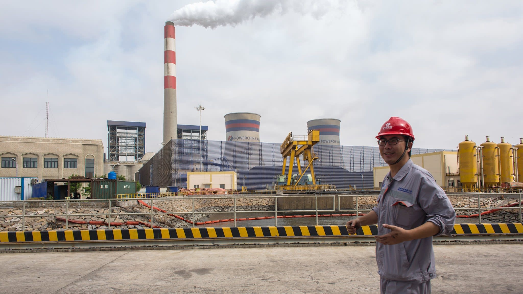 China's Belt and Road Initiative puts Paris climate commitments at risk | Financial Times