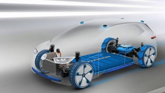 7c59a20334 VW s electric car chassis will be the building block for 50 different models