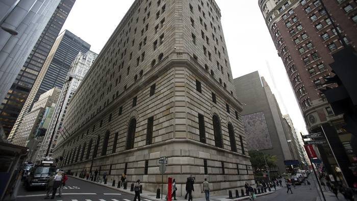 Two Top Ny Federal Reserve Officials To Leave Financial Times