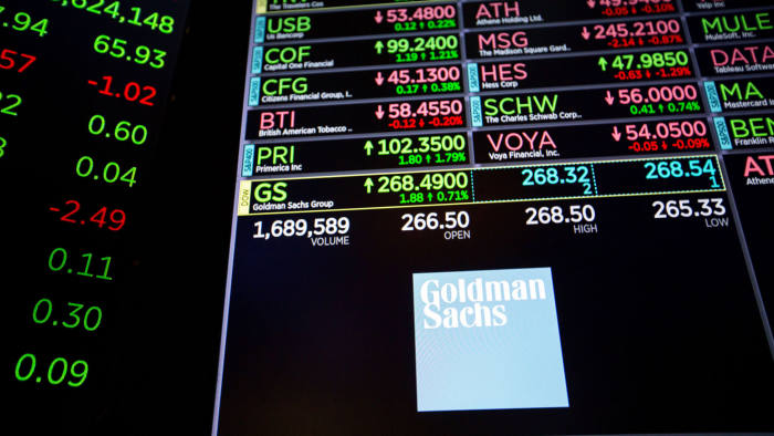 Goldman Sachs to speed up push into US wealth management | Financial