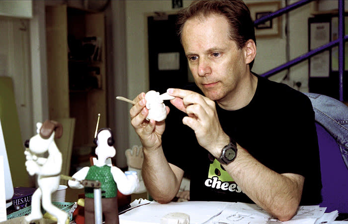 BPJ7FW NICK PARK WALLACE & GROMIT: CRACKING CONTRAPTIONS (2002)
