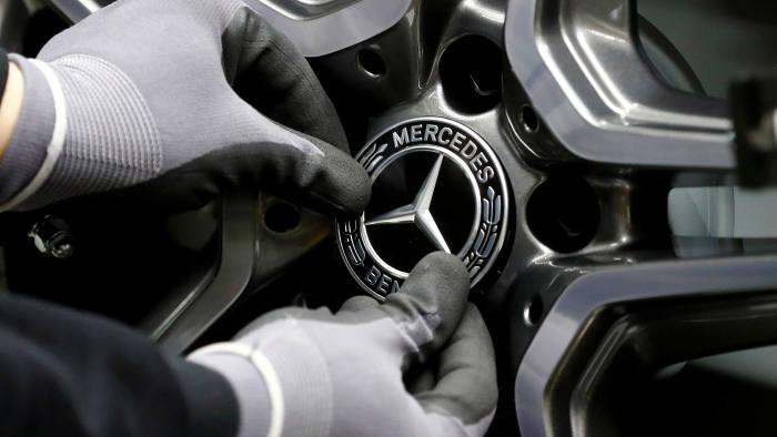 German car industry reels as Daimler cuts 10,000 jobs ...