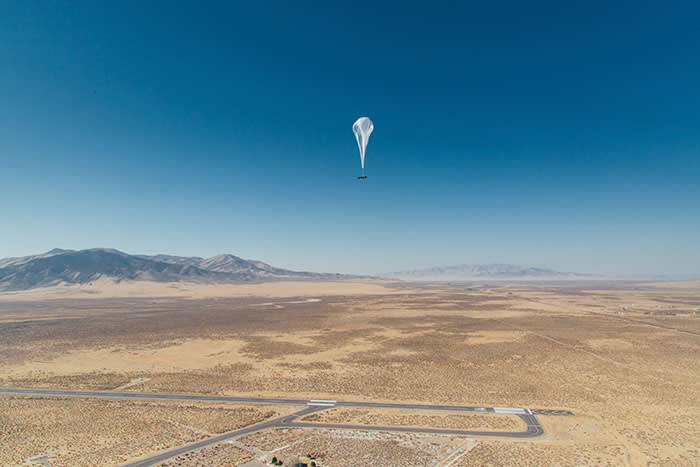 Kenya has approved Google-led plans that use hot-air balloons to beam high-speed internet signals to remote areas