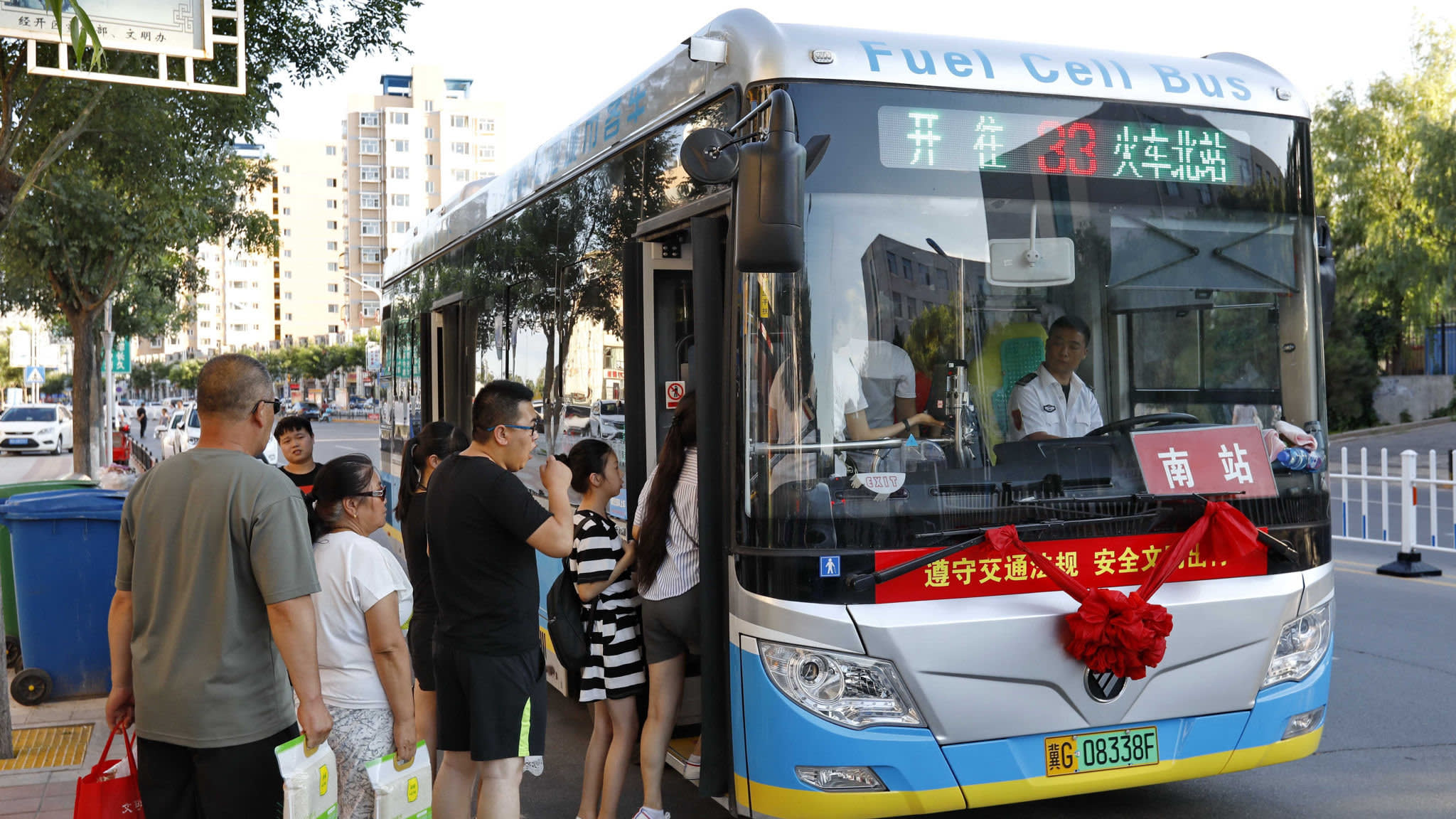 Hydrogen power: China backs fuel cell technology | Financial Times