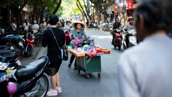 F1 to stage Grand Prix race on streets of Hanoi | Financial