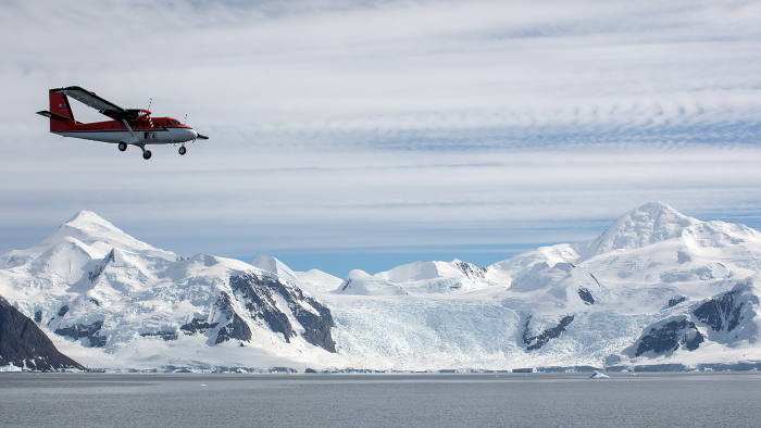 China to build first Antarctic airport | Financial Times