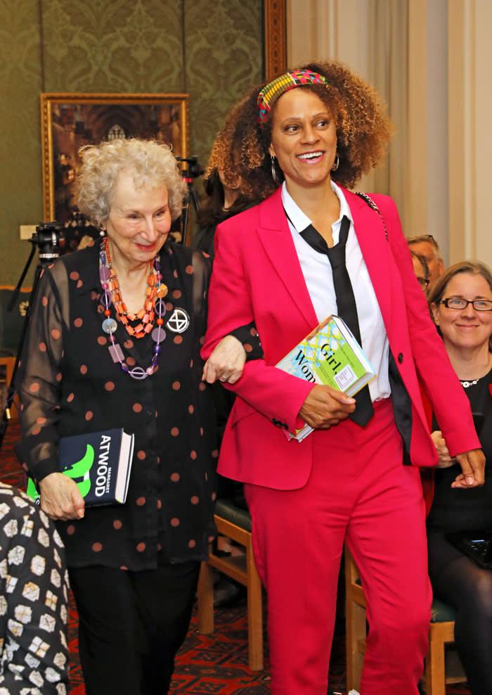Booker winner Bernardine Evaristo: 'I've broken through . . . ' | Financial  Times