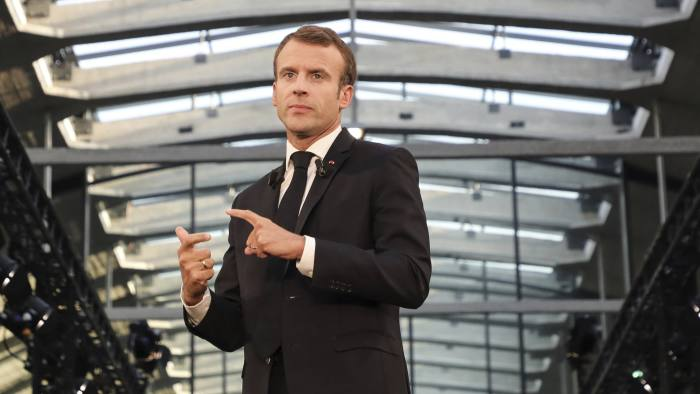 Delayed Reshuffle Shows Limits Of Macron S Political Revolution Financial Times