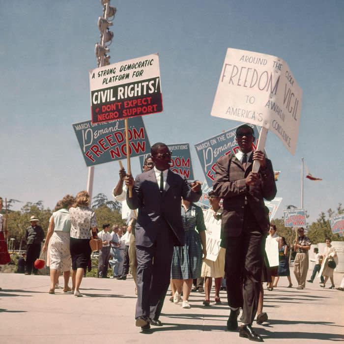 HRKJ4B Civil Rights March