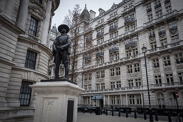 22/3/2018 4 Whitehall Court, London.