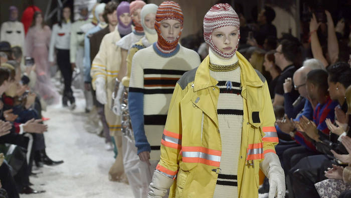 New York Fashion Week Round Up Financial Times